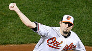 Jason Hammel to make spring debut as Orioles host Pirates w/ starting lineups