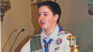 Nicholas George, 15, of Oden has earned the highest advancement the Boy Scouts of America offers, the Eagle Scout award.