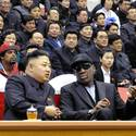 Dennis Rodman in North Korea