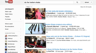 You've seen the Harlem Shake on YouTube, but have you seen YouTube do the Harlem Shake?