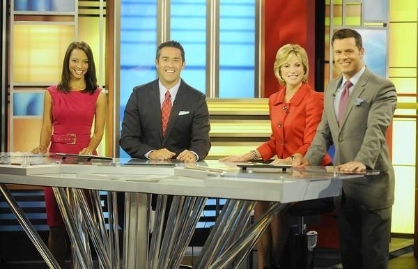 WPLG-Ch. 10's morning team: Constance Jones, Jason Martinez, Kristi Krueger and Scott Padgett.