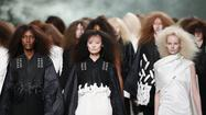 Paris Fashion Week fall 2013: Rick Owens