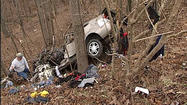 A Roanoke woman was killed in an accident Friday morning in Franklin County.