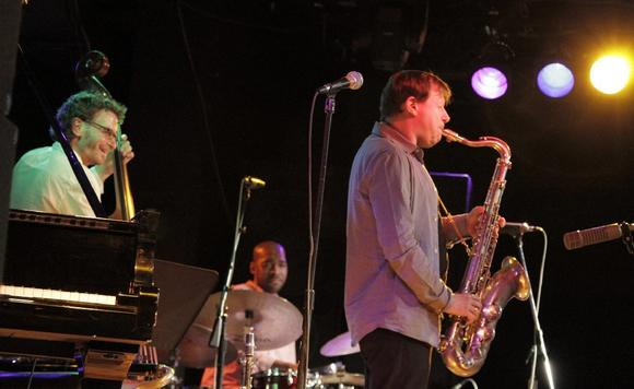 Larry Grenadier, Eric Harland, Chris Potter