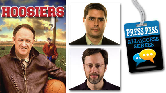Watch 'Hoosiers' with David Haugh and Michael Phillips