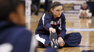 UConn Women, Kelly Faris Have A Lot At Stake This Weekend