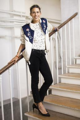 Isabel Marant is inspired by the American West.