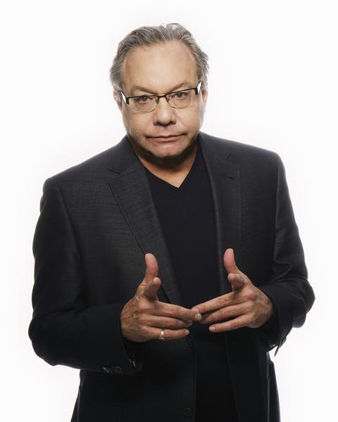 Lewis Black will be performing at The Lyric Opera House March 16.