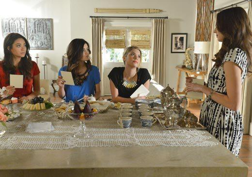 'Pretty Little Liars' Season 3B pictures: Season 3 finale, titled A dAngerous gAme, airing Tuesday, March 19.