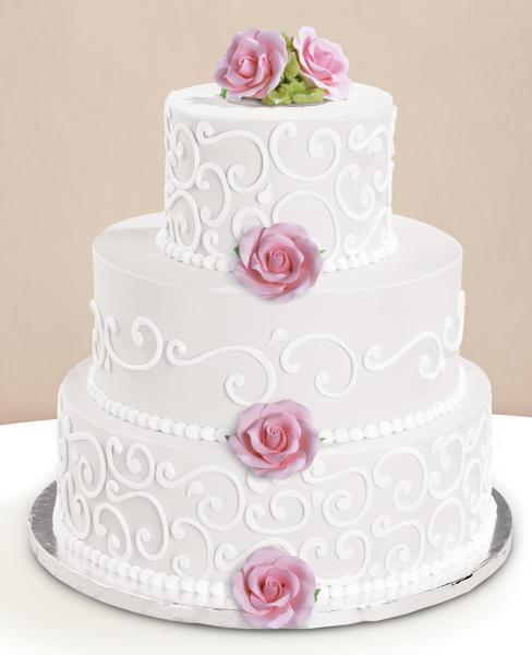 wedding cakes walmart pictures