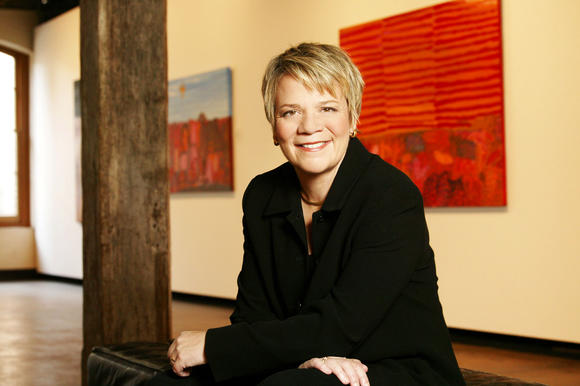 BSO music director Marin Alsop