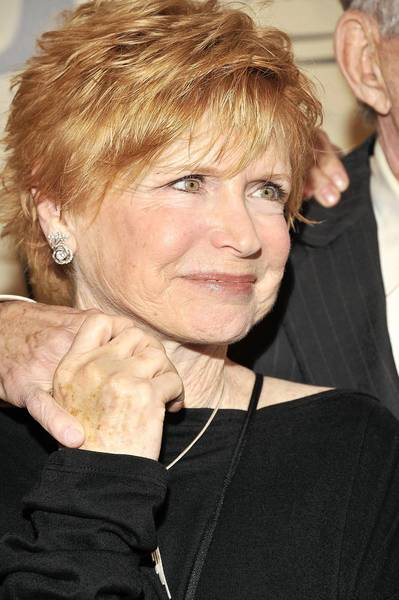 Bonnie Franklin attends the 10th Annual TV Land Awards at the Lexington Avenue Armory on April 14, 2012 in New York City.