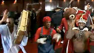 Watch the Miami Heat do the 'Harlem Shake'