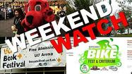 Weekend Watch April: Bike Fest, UCF Book Fest, Winter Park Paint Out