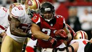 The Atlanta Falcons have made the biggest off-season splash to date by dumping three key veterans: defensive end John Abraham, cornerback Dunta Robinson and running back Michael Turner.