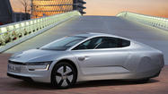 Volkswagen to unveil 261-mpg car at Geneva Motor Show