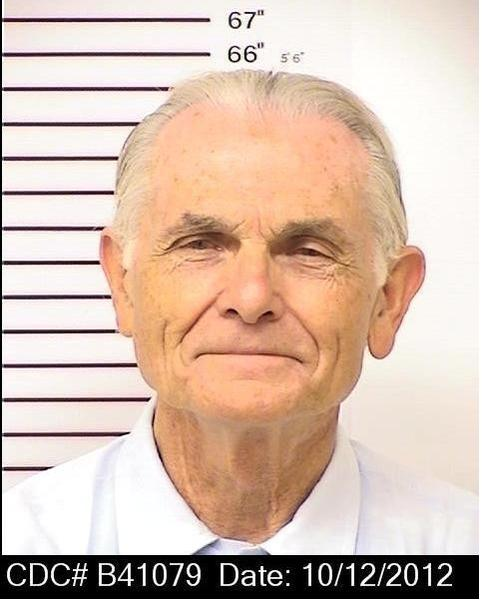 Gov. Jerry Brown on Friday blocked parole for Manson Family member Bruce Davis.