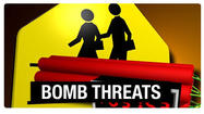 Amherst High School closed early on Friday due to a bomb threat.