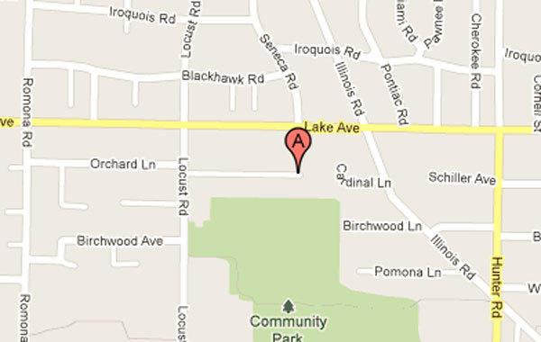 Authorities: Elderly Wilmette woman bound, robbed at gunpoint