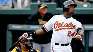 SARASOTA, Fla. -- The Orioles hit a spring-high four homers off Pittsburgh Pirates pitching Friday afternoon in a 6-5 win at Ed Smith Stadium. It was the Orioles' sixth victory in seven  Grapefruit League games this spring.