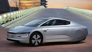Volkswagen plans to bring a 261-mpg production car to the Geneva Motor Show next week. Unfortunately, the company won't be bringing it to the U.S. Ever.