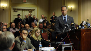 O'Malley's stand on guns will end his political career