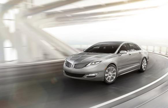 Many aspects of the 2013 Lincoln MKZ feel similar to the Ford Fusion on which it's based, but it does offer a quiet, comfortable ride, and its exterior represents a departure from Lincolns of old.