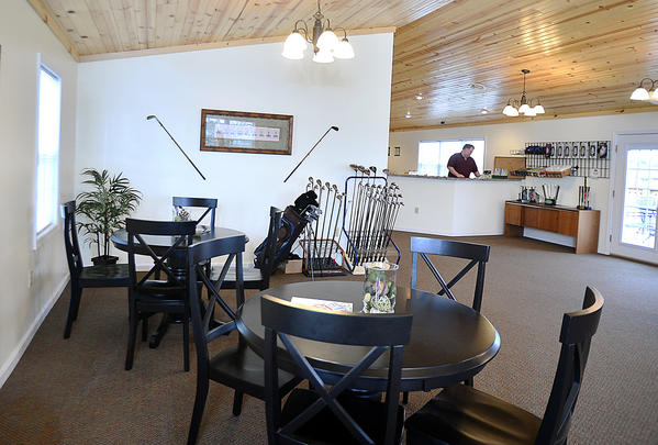 The Hagerstown Greens at Hamilton Run golf course has a newly remodeled clubhouse.
