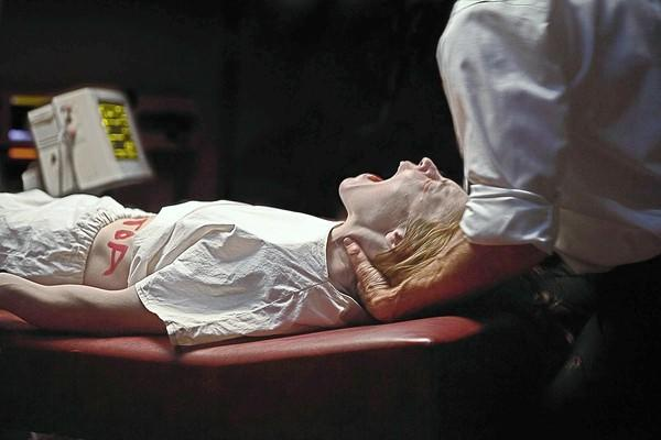 "Ashley Bell returns as Nell in ""The Last Exorcism Part II."""