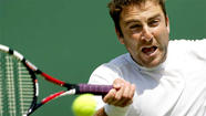Justin Gimelstob certainly is no Martin Luther King. But he has a dream.