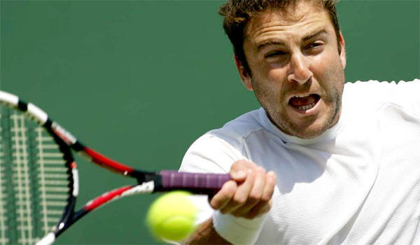 Retired tennis player Justin Gimelstob has an idea that will bring professional tennis back to L.A. with a plan to host the event at Pauley Pavilion.