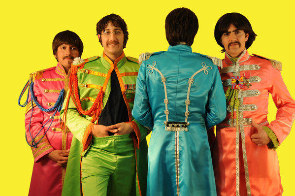 "Britain's Finest, a Beatles tribute band, will lead off new AXS-TV series ""World's Greatest Tribute Bands"" on March 4."
