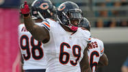 Bears put franchise tag on DT Melton
