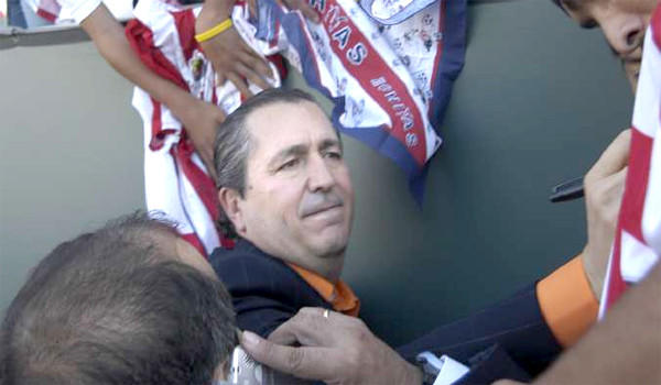 Chivas de Guadalajara and Chivas USA owner Jose Vergara has retooled the U.S. version of the popular Mexican soccer team from the front office down to the roster to improve the club.