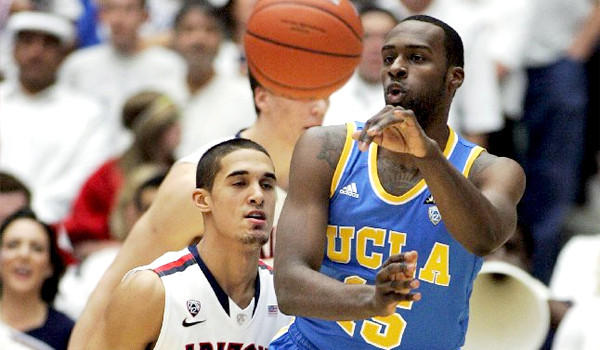 Shabazz Muhammad had 23 points for UCLA in the Bruins' 84-73 win over the Arizona Wildcats in Tucson, Ariz.