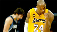 Kobe Bryant was announced as the <a>NBA</a> Western Conference player of the month on Friday for his performance throughout the month of February.