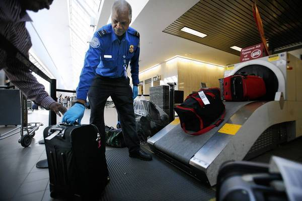 Air travel is one area the cuts affect: The Federal Aviation Administration told more than 100 airports with fewer than 150,000 landings and takeoffs a year that their air traffic control towers could be shut down.