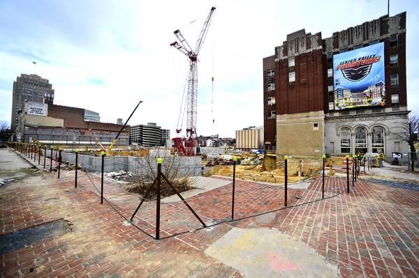 Allentown's Neighborhood Improvement Zone captured $30.9 million in 2012 state tax payments.
