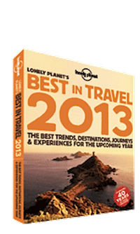 "Lonely Planet's ""Best in Travel 2013"" is free to download for the month of March."