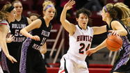 4A state semifinal: Kemph powers Rolling Meadows past Huntley
