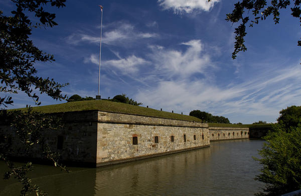 The historic fort will become a National Park