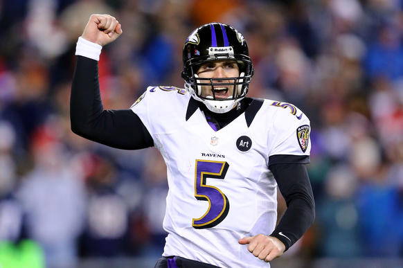 Flacco's $120.6 million contract over six years will average out to $20.1 million a year.