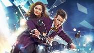"The 11th Doctor and his latest companion, Clara Oswin Oswald, will face familiar foes and scary new enemies when Season 7 resumes later this month on BBC America. The network Thursday released details about the midseason premiere, ""The Bells of St. John,"" as well as the clue-filled poster and trailer (watch below)."