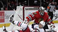 Blackhawks 4, Blue Jackets 3 (OT)