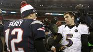 Ravens looking to the future with Joe Flacco contract