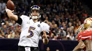 The Super Bowl champion Baltimore Ravens and quarterback Joe Flacco have reportedly agreed to terms on a six-year contract worth more than $120 million.