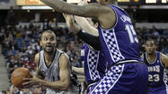 San Antonio Spurs at Sacramento Kings