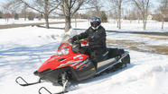 When a fresh blanket of snow covers the area, the Aberdeen Parks, Recreation and Forestry Department sometimes has problems with snowmobilers driving where they shouldn't.