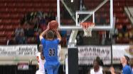Varsity Video: Luke Doyle hits game-winning three-pointer in 8A state semifinal