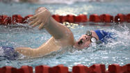 The South Dakota Short Course State Indoor Swim Meet started Friday with a scheduled 38 boys' and girls' swimmers ages 13 and older swimming the mile at the Aberdeen Family Y pool.